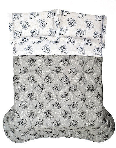 Постельное Постельное белье семейное Cassera Casa Tarambel серое komplekt-elitnogo-postelnogo-belya-Tarambel-ot-cassera-casa-italiya.jpg