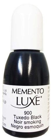 Чернила для заправки подушечки  Memento Luxe