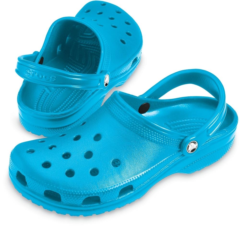 Сабо Crocs Classic Electric Blue