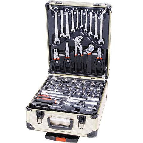 Купить набор инструментов 187 предметов в чемодане в Москве, Домодедово, Обнинске, Калуге