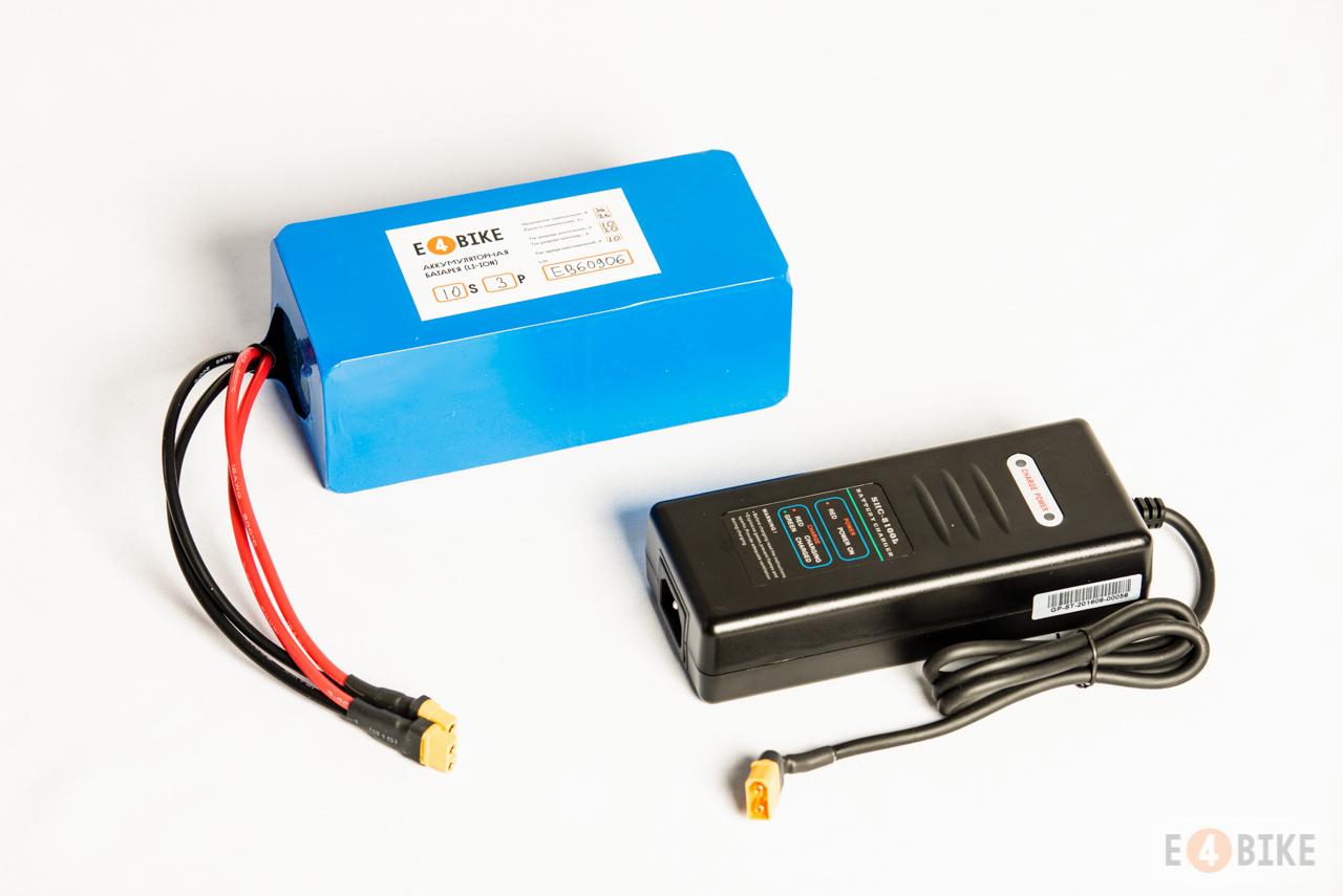 Аккумуляторная батарея 36 В 9.6 Ач
