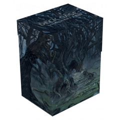 Ultimate Guard - Коробочка на 80 карт Lands Edition II «Болото»