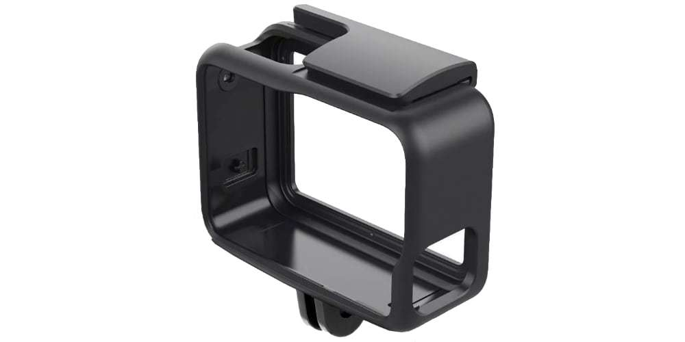 Крепление-рамка GoPro The Frame вид сбоку