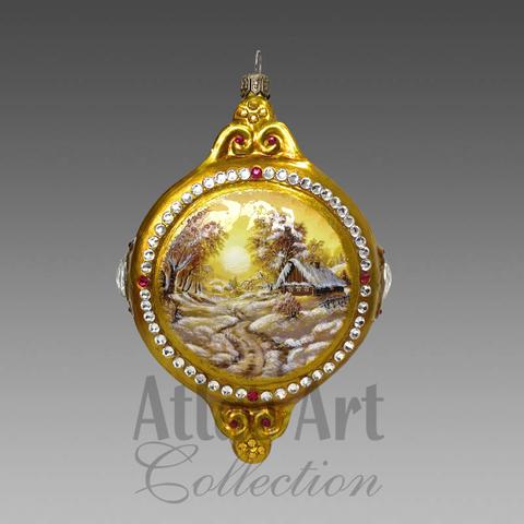 Старинный медальон
