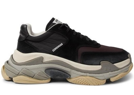 Balenciaga Triple S 2.0 (Black) (013)