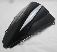 Ветровое стекло для мотоцикла Yamaha YZF-R1 00-01  DoubleBubble Черное