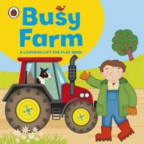 Ladybird lift-the-flap book: Busy Farm