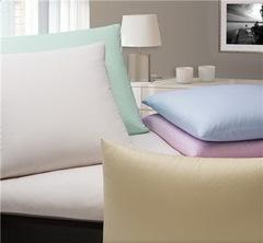 Наволочка 50x70 Elegante Monochrome темно-розовая