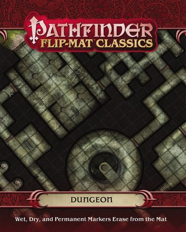 Pathfinder. Flip-Mat Dungeon