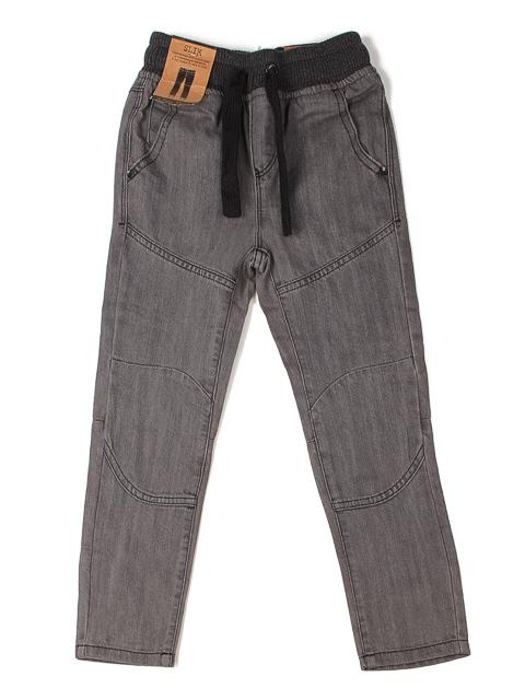 BJN004563 джинсы для мальчиков, медиум-дарк
