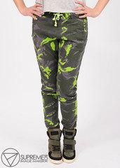 Спортивные штаны Daniones камуфляжные