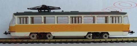 Herrmann 29101 Трамвай Tatra T3SU new Moscow.Стендовая модель. НО