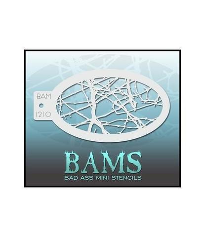 Трафарет BAMS 1210