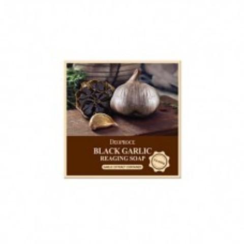 DEOPROCE SOAP Мыло с экстрактом черного чеснока DEOPROCE SOAP (BLACK GARIC) 100гр
