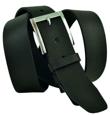 Ремень мужской брючный кожаный 35 мм Roberto Napoli 35R.Napoli-105