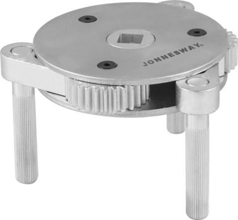 AI050102 Съемник масляных фильтров трехлапый самозажимной 95-165 мм.