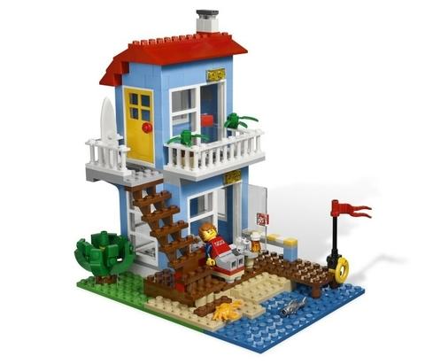 LEGO Creator: Дом на морском побережье 7346