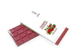 Шоколад Okasi с клюквой, 80г