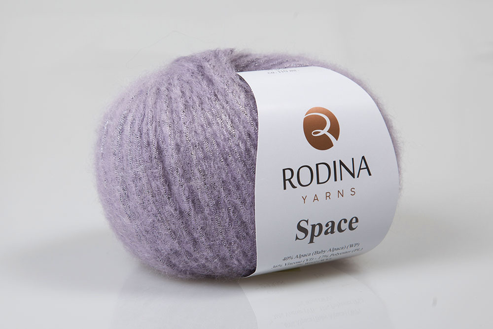 Пряжа SPACE Rodina Yarns