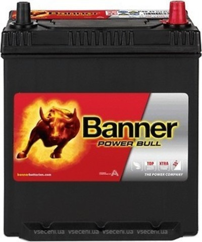 Banner Power Bull 40 Ah (P40 25)