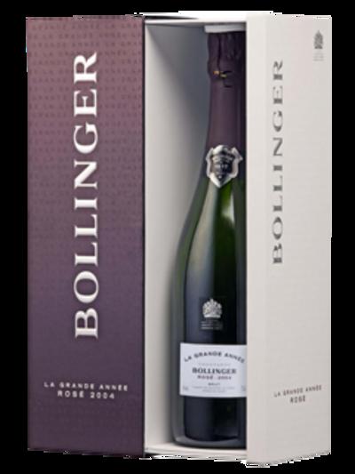 Bollinger Grande Annee Rose Brut в подарочной упаковке