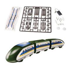 Электромеханический конструктор ND Play На солнечной энергии Солнечный поезд