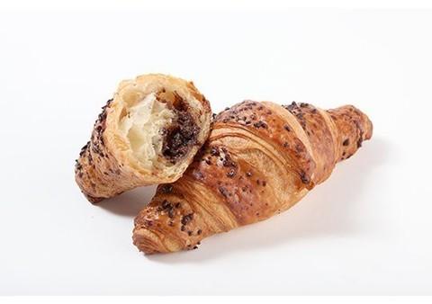 Мини круассан с шокол.и орехом, 40 гр.(вл.120)