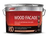 PARADE Краска для деревянных фасадов F60 база А полуматовая 9л