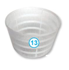 Форма для сыра корзинка,  большая. (1,1 л.)