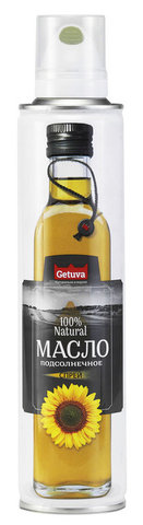 Getuva. Спрей масло подсолнечное рафинированное 250 мл