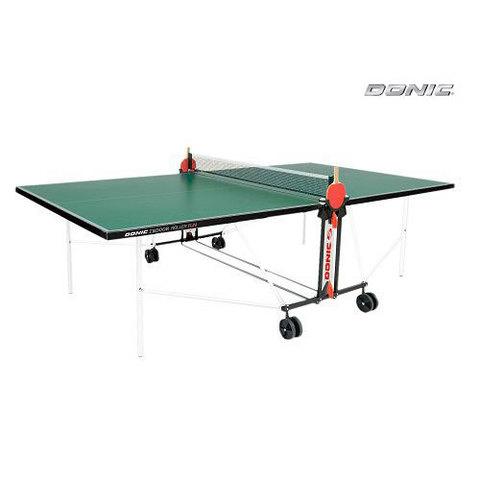 Теннисный стол Donic Outdoor Roller FUN зеленый