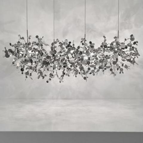 TERZANI ARGENT ( 125 cm ) replica chandelier
