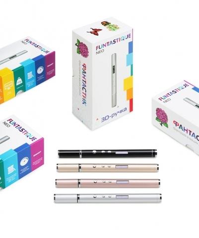 3D ручка 6-го поколения Funtastique NEO