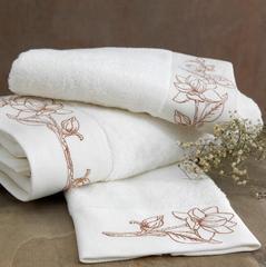 VIOLA NAKISLI  полотенце махровое Soft Cotton (Турция)