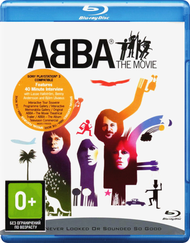 ABBA / The Movie (Blu-ray)