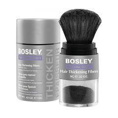 Bosley Hair Thickening Fibers Gray - Кератиновые волокна седые