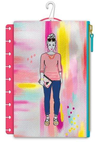 Пенал Classic Snap-In Pen Case - Super Mom
