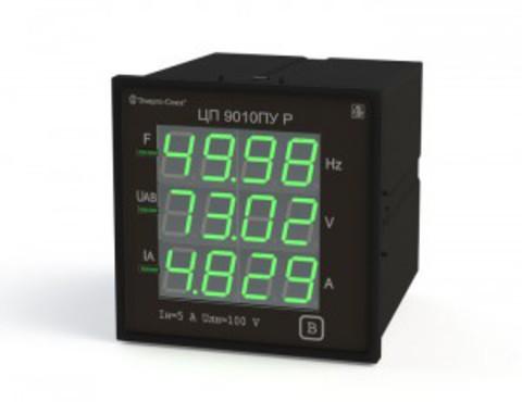 ЦП 9010ПУ Блок показывающих устройств (однострочный)