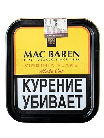Табак Mac Baren Virginia Flake (50 гр)