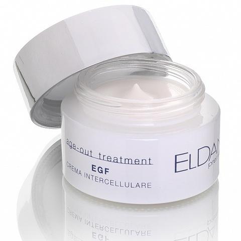 Eldan «Premium age-out treatment» EGF intercellular cream, Активный регенерирующий крем EGF, 50 мл.