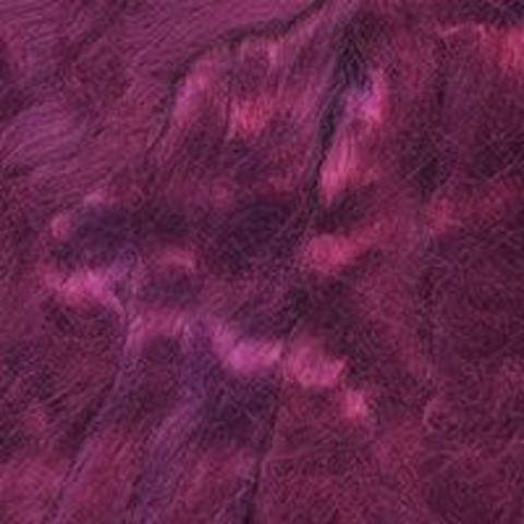 Вискоза для валяния (Троицкая) 1640 Яркая сирень