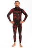 Куртка Hydra F1 Red Camo 7 mm