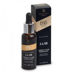 DSD De Luxe Science-7 DeLuxe Essential Oils № 3.4.5 Б - Эфирное масло Сайенс-7