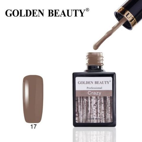 Гель лак Golden Beauty 14ml №17