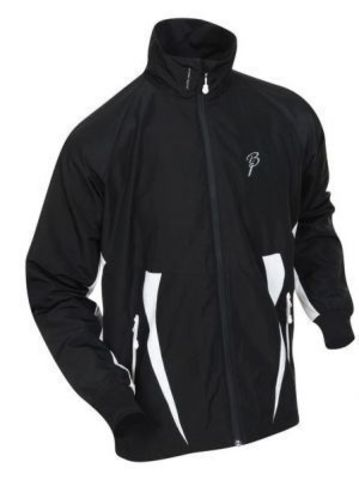 Ветровка утеплённая Bjorn Daehlie Jacket Charger Black (472) мужская