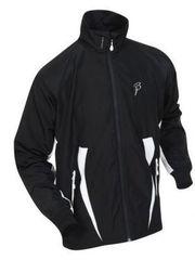 Мужская утеплённая ветровка Bjorn Daehlie Jacket Charger Black (472) (81472 23901)