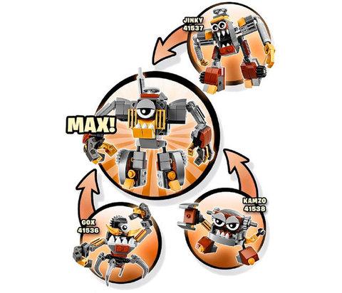 LEGO Mixels: Камзо 41538