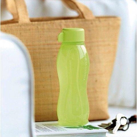 Бутылка эко мини 310 мл салатовая