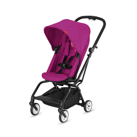 Прогулочная коляска Cybex Eezy S Twist розовый