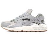 Кроссовки Женские Nike Air Huarache Premium Stelth Grey White